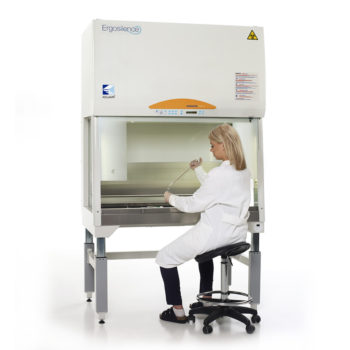 Kojair class II biological safety cabinet Golden Line