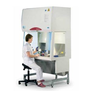 Microbiologische veiligheidswerkbank